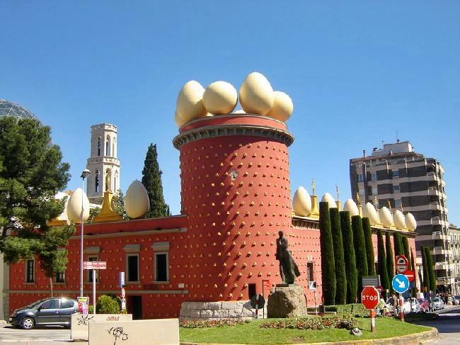 Figueras, la tierra de Dalí