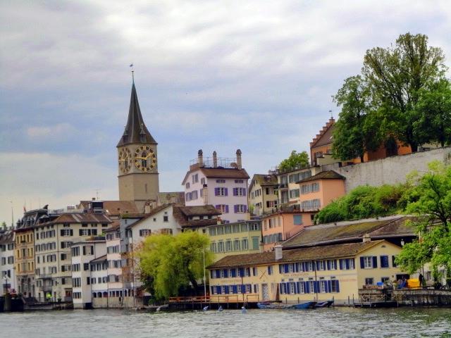 Zúrich, la ciudad que está de moda