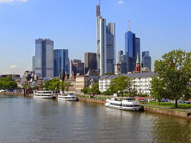 Frankfurt, ciudad financiera