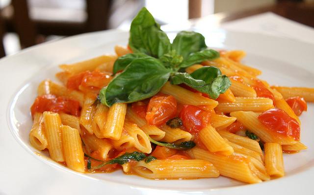 Los italianos y su amor por la pasta