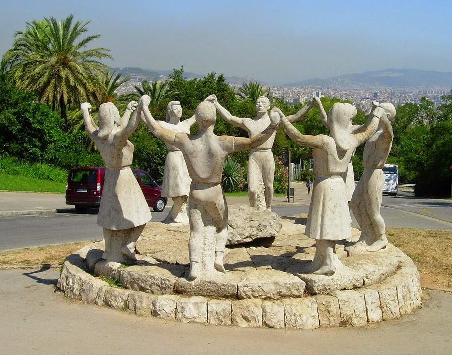 La danza de la Sardana catalana