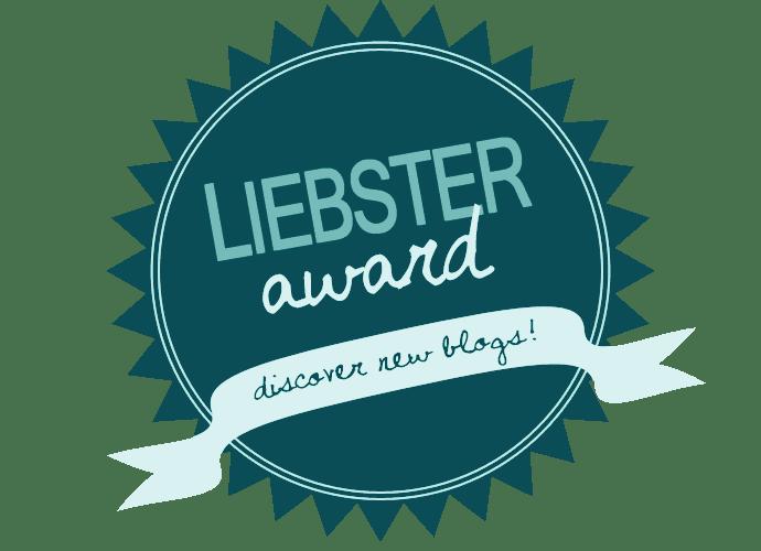 Liebster Award, mi primer premio