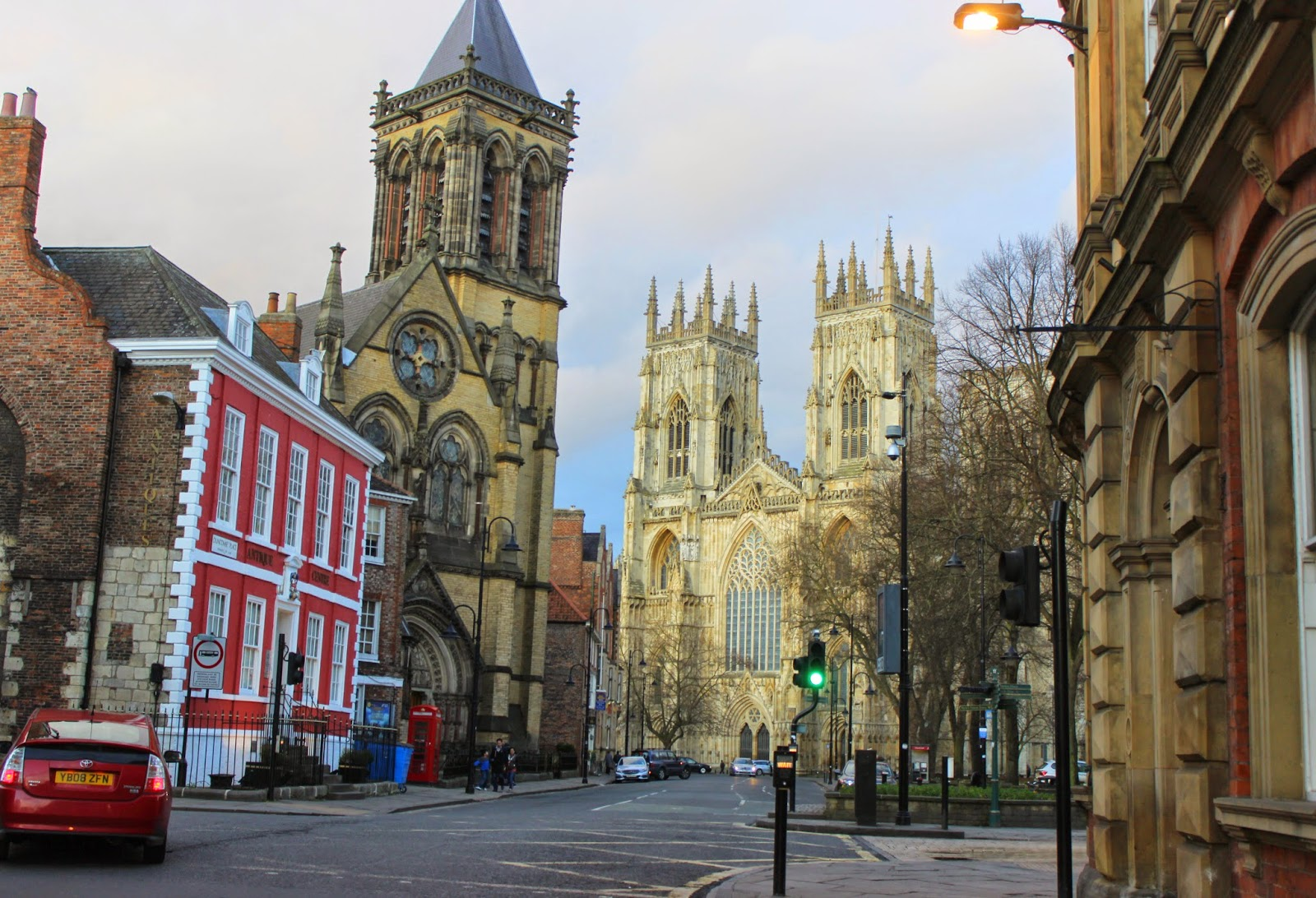 York, la capital del norte de Inglaterra
