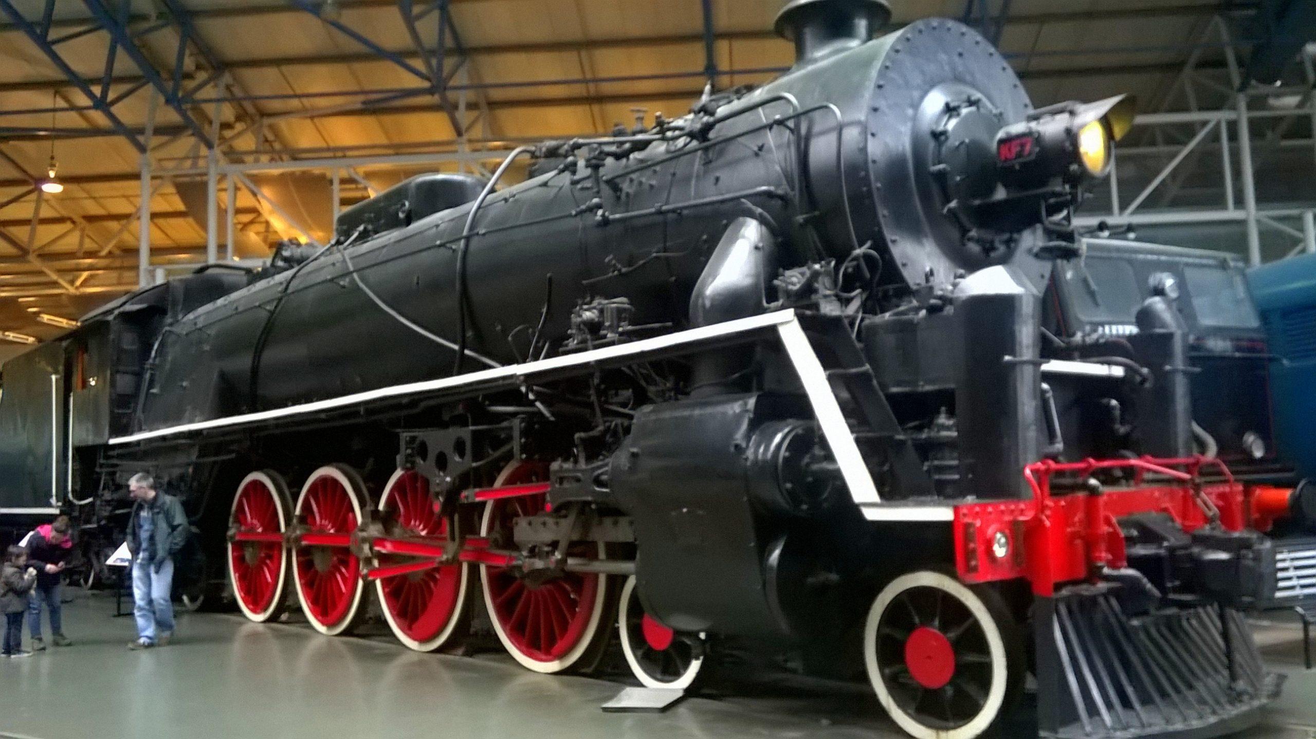 Un viaje al pasado ferroviario