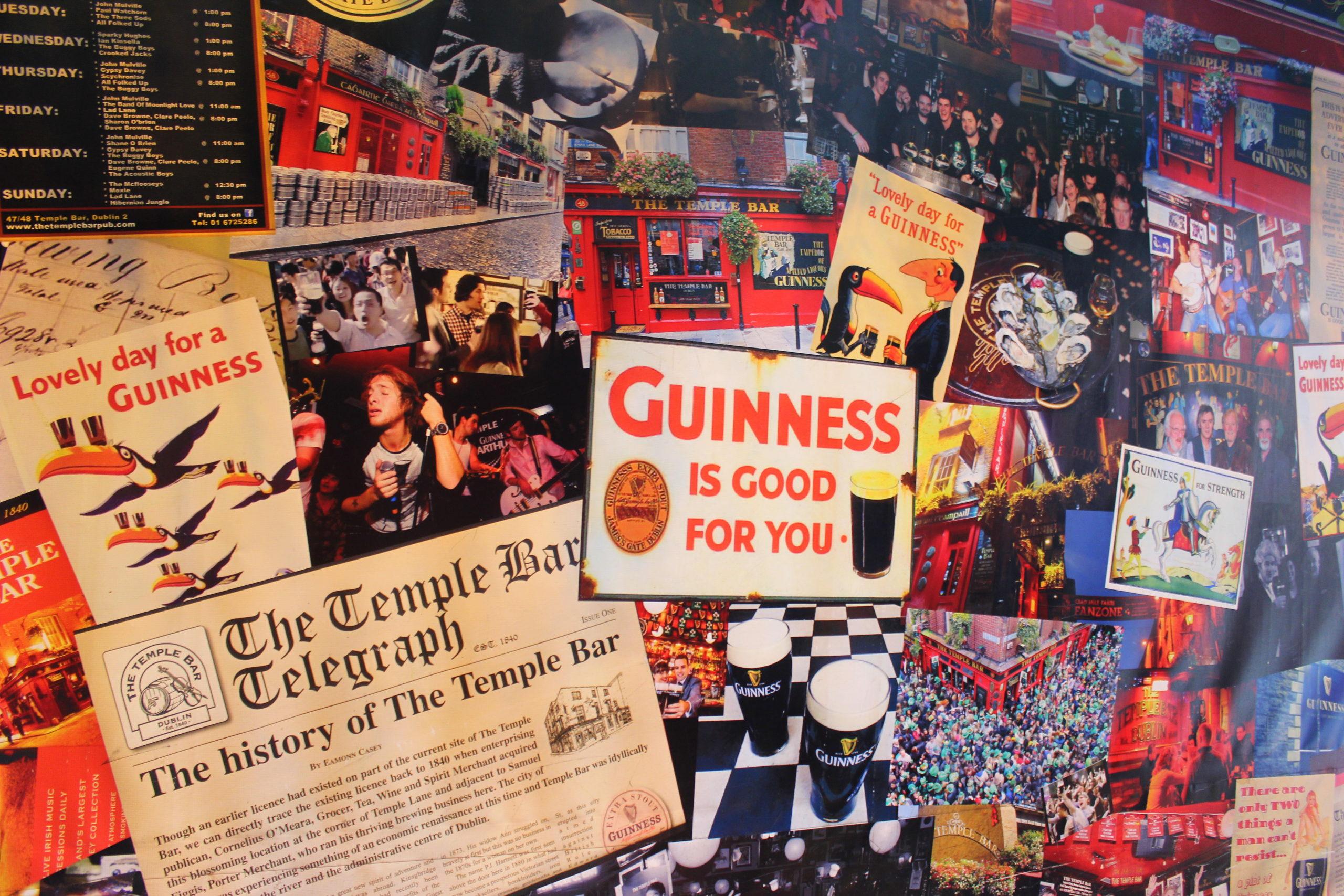 Los encantos de Dublín