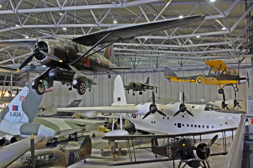 Museo Imperial de Guerra de Duxford
