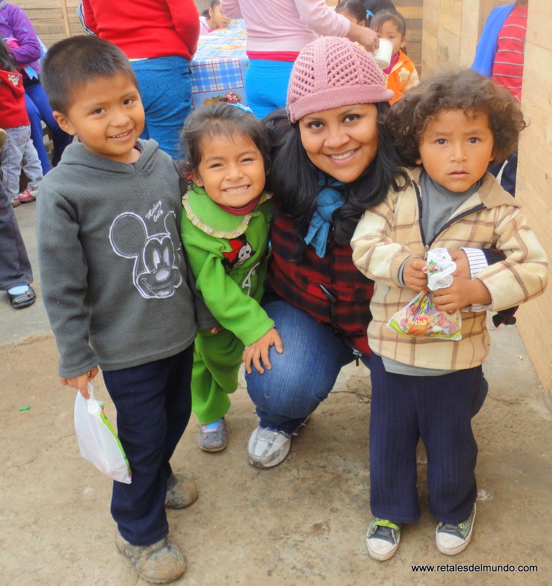 Mi visita al Grupo Peruanitos