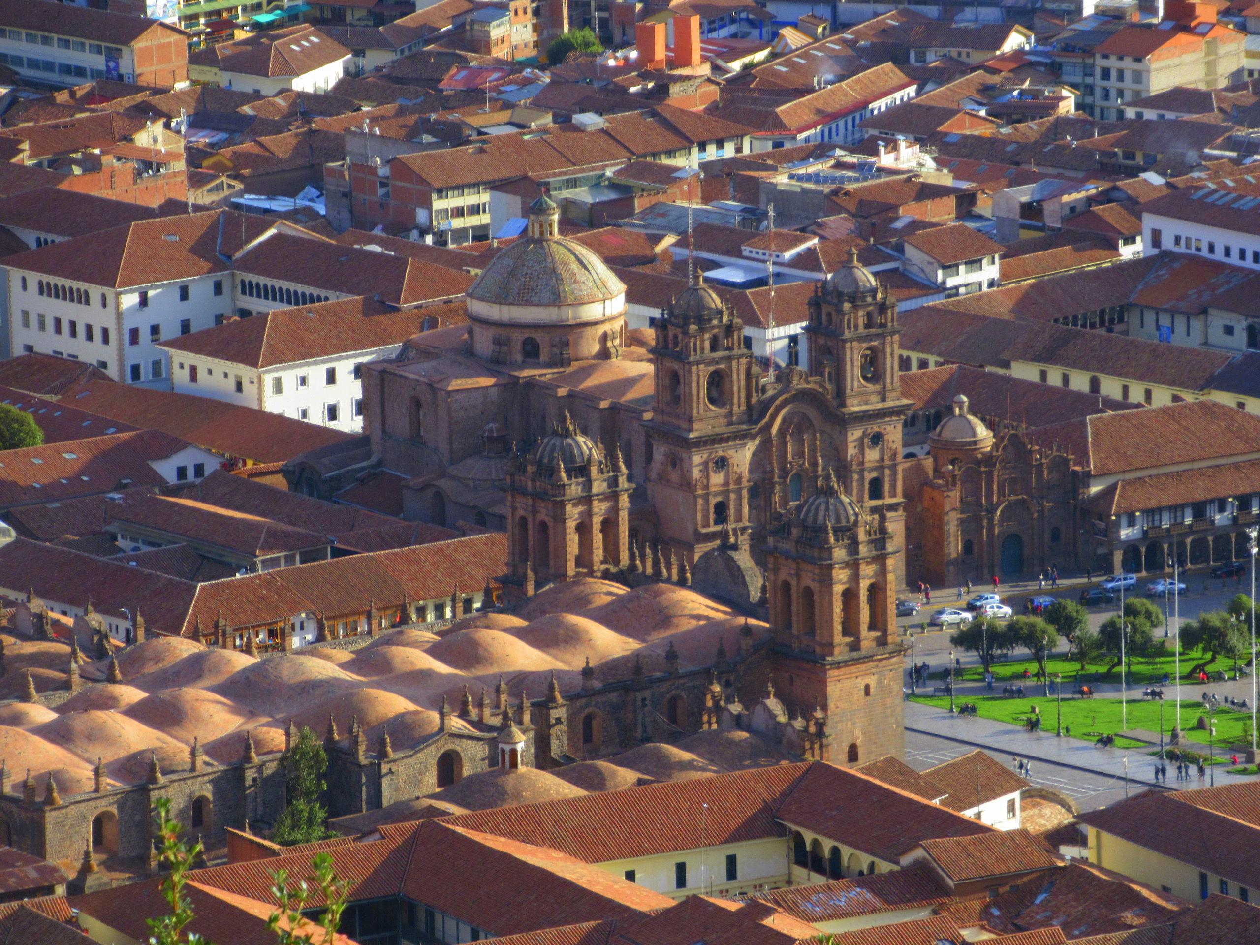 Ruta por Cusco y alrededores